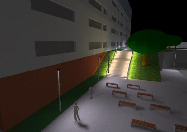 Planung Allgemein-und Sicherheitsbeleuchtung